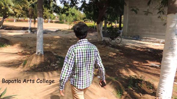 sridhar bapatla arts college